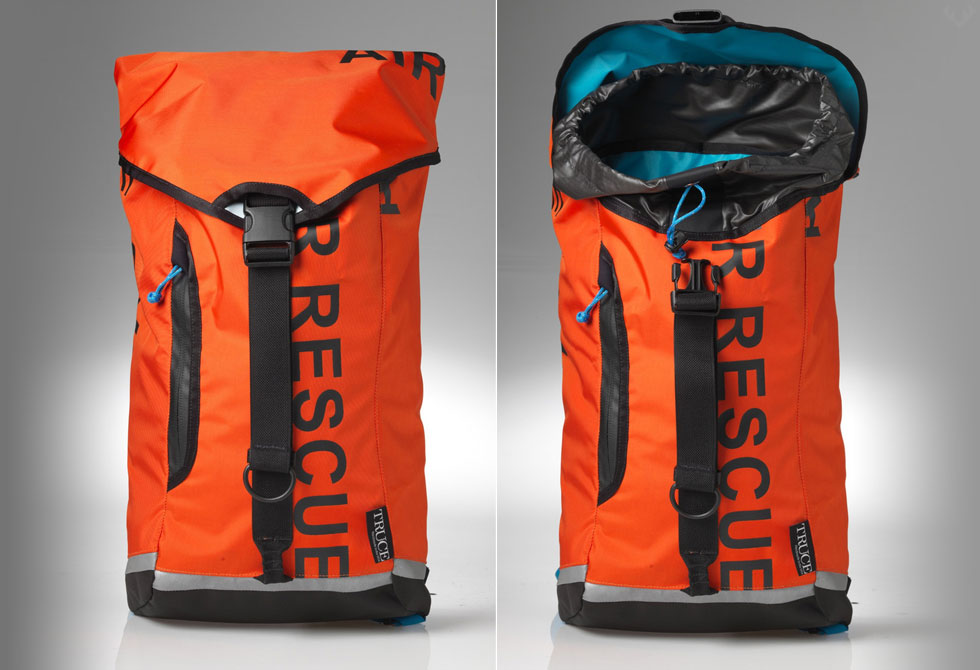 Air Rescue Drop Liner Backpack - LumberJac