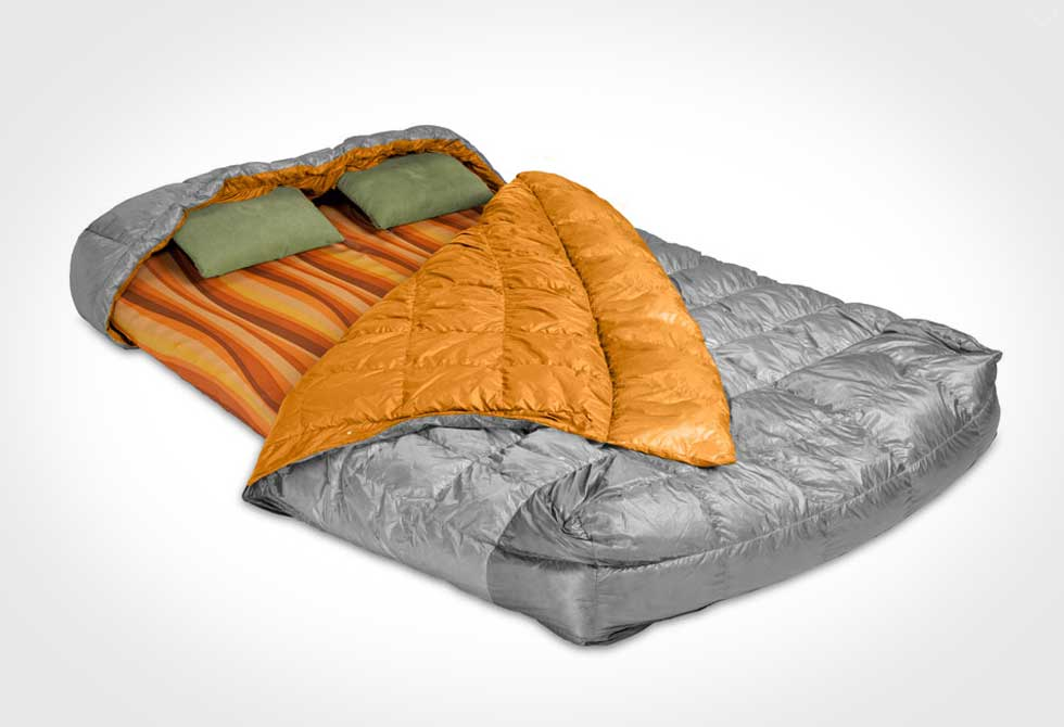 Nemo Tango Duo Sleeping Bag 3 - LumberJac