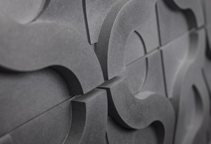 Vine Concrete Tile Detail - LumberJac