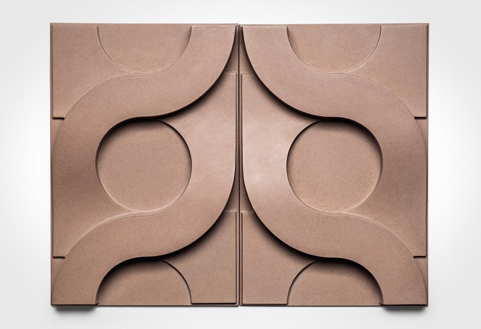 Vine Concrete Tile Individual – LumberJac