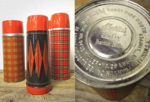 Vintage Thermos - LumberJac