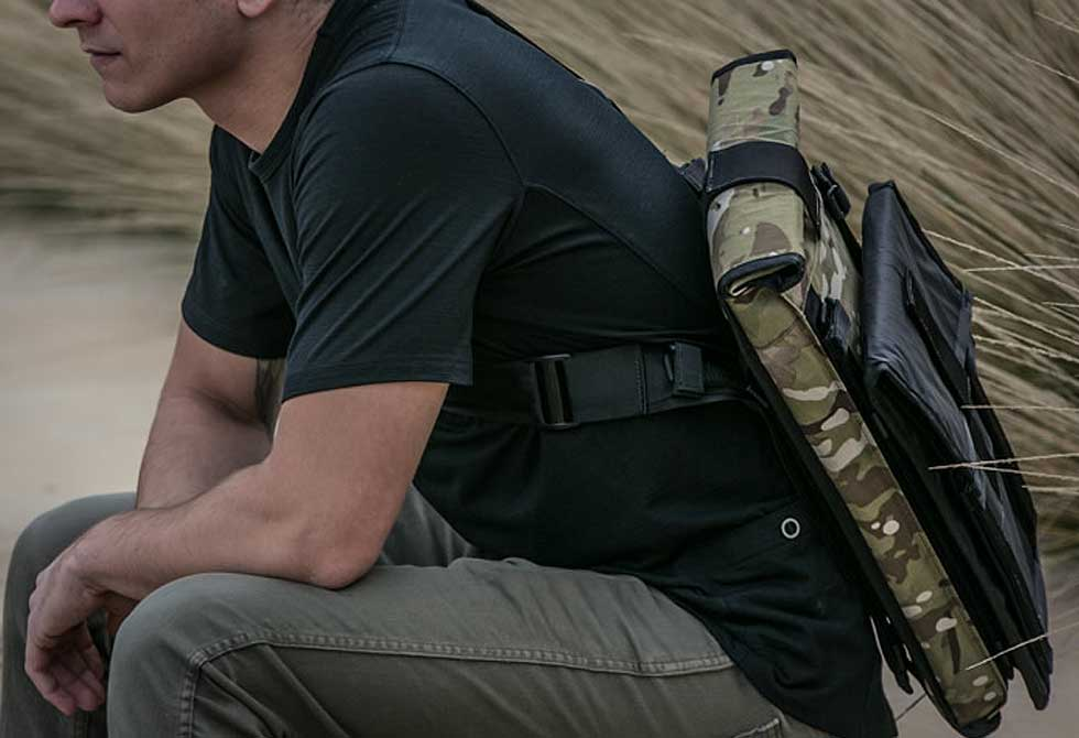Mission Workshop's Arkiv VX-21 Backpack System 3 - LumberJac