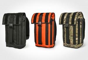 Mission Workshop's Arkiv VX-21 Backpack System colors - LumberJac
