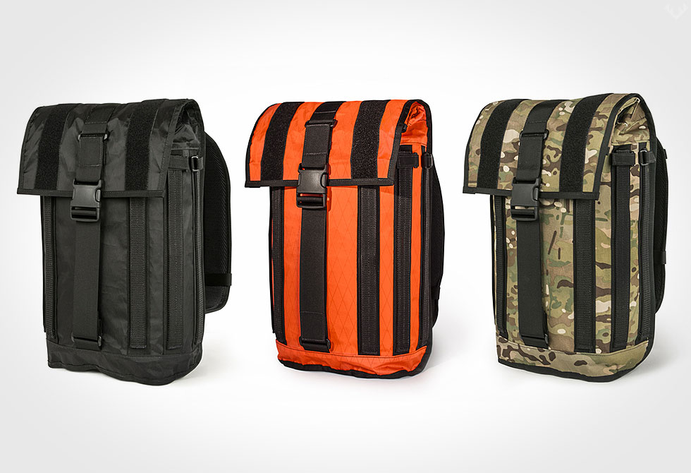 Mission Workshop's Arkiv VX-21 Backpack System colors - LumberJac