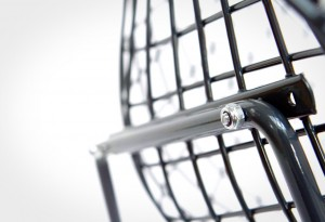Bertoia Diamond Chair Detail - LumberJac