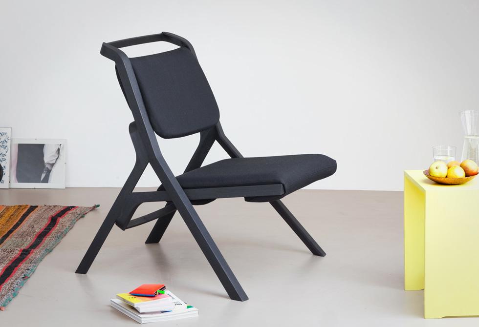 Frame Seat 1 - LumberJac