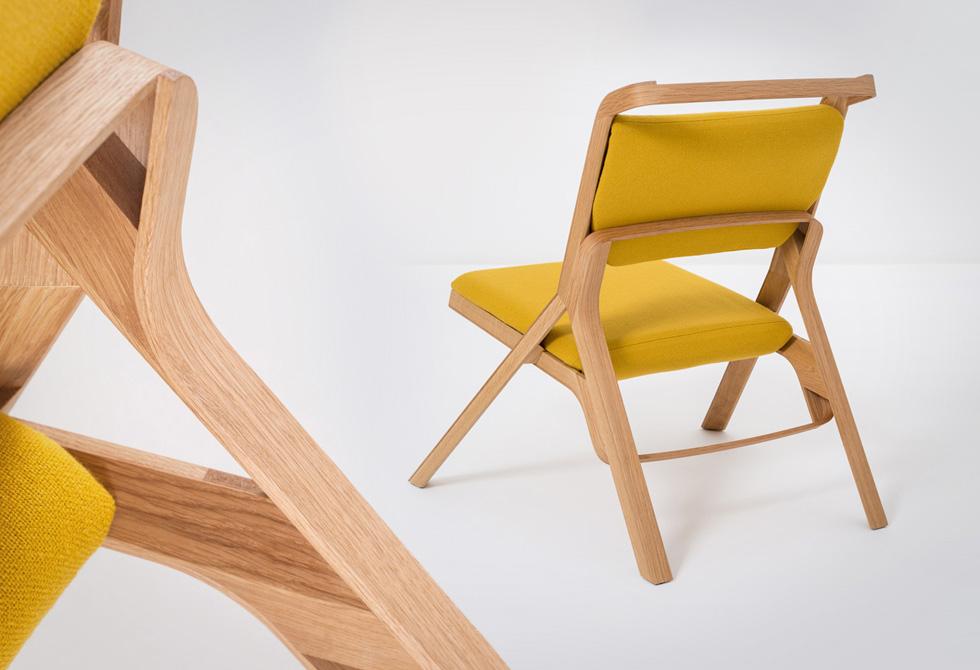 Frame Seat 2 - LumberJac