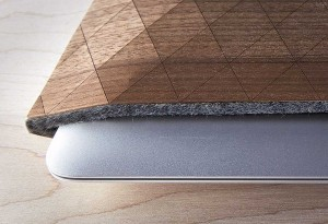 Geometric-Wood-Sleeves-by-Grovemade-detail - LumberJac