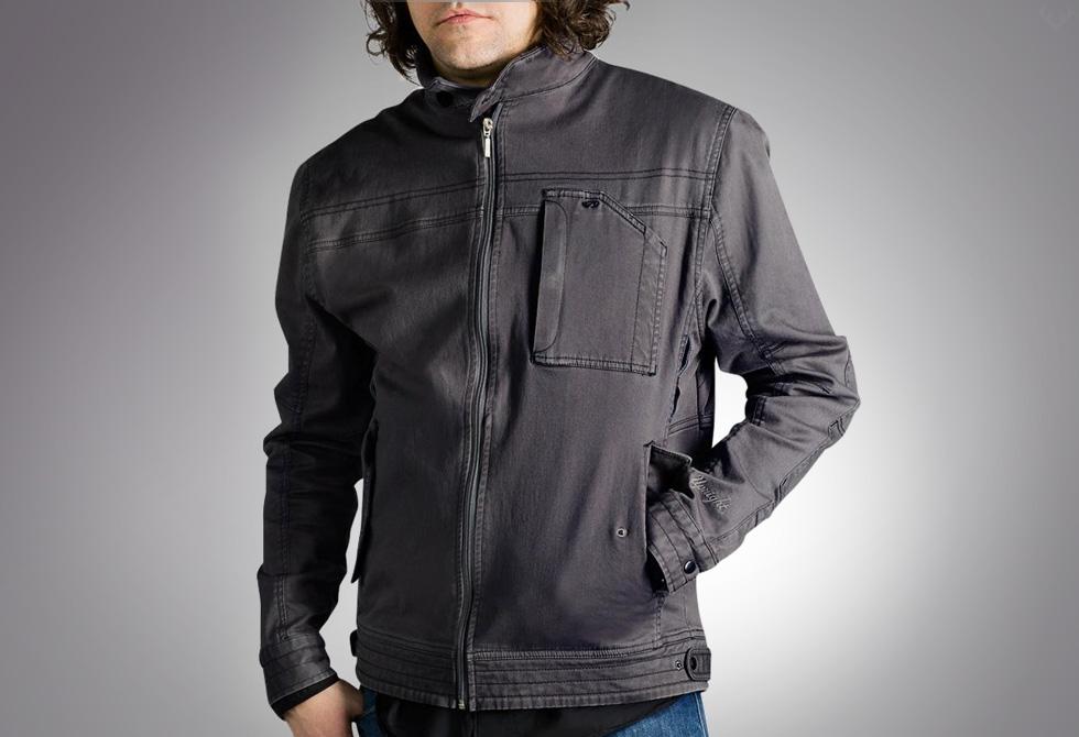 Jackson Jacket - LumberJac