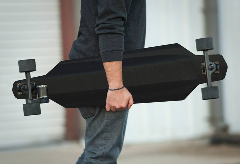 Marbel Electric Skate Board - LumberJac