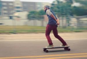 Marbel Electric Skate Board - LumberJac