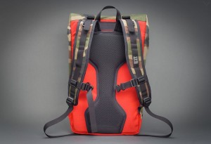Mixed Works x Heavy Pedal Eagle Back Pack - LumberJac