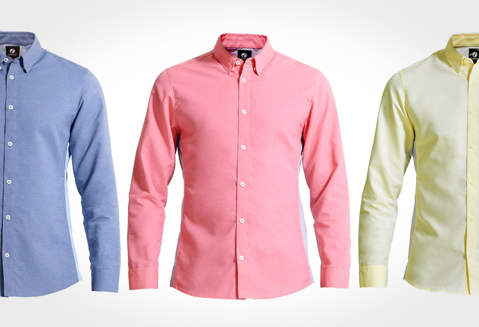 Newport Shirt Colors - LumberJac