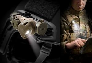 <b>Petzl STRIX Tactical Headlamp</b>
