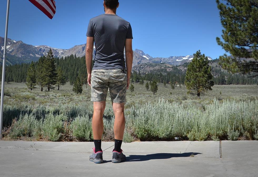 SWRVE_Blk Digi Camo Shorts - LumberJac