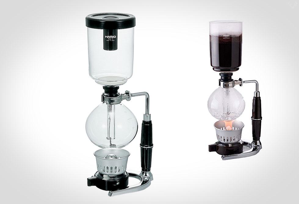 Siphon-Vacuum-Coffee-Maker - LumberJac