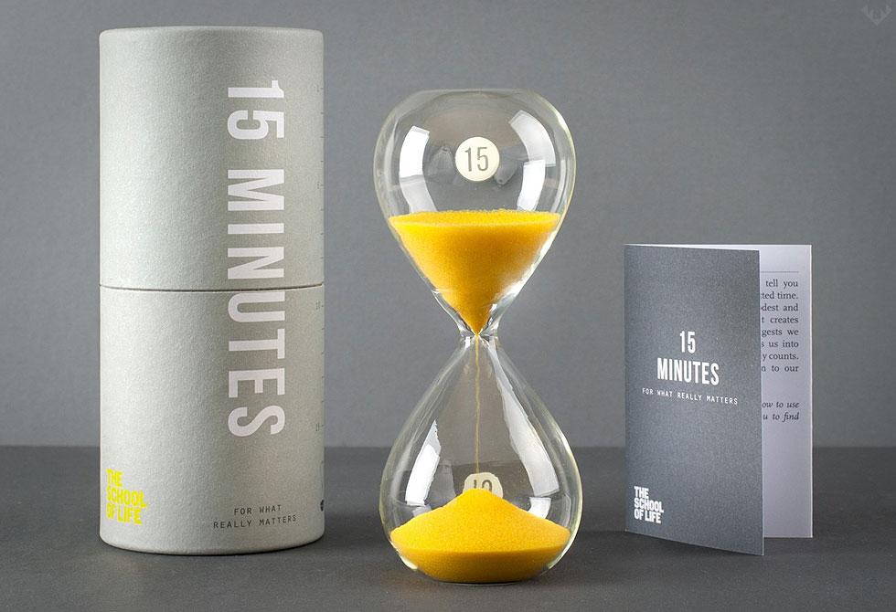 15-Minutes-Glass - LumberJac