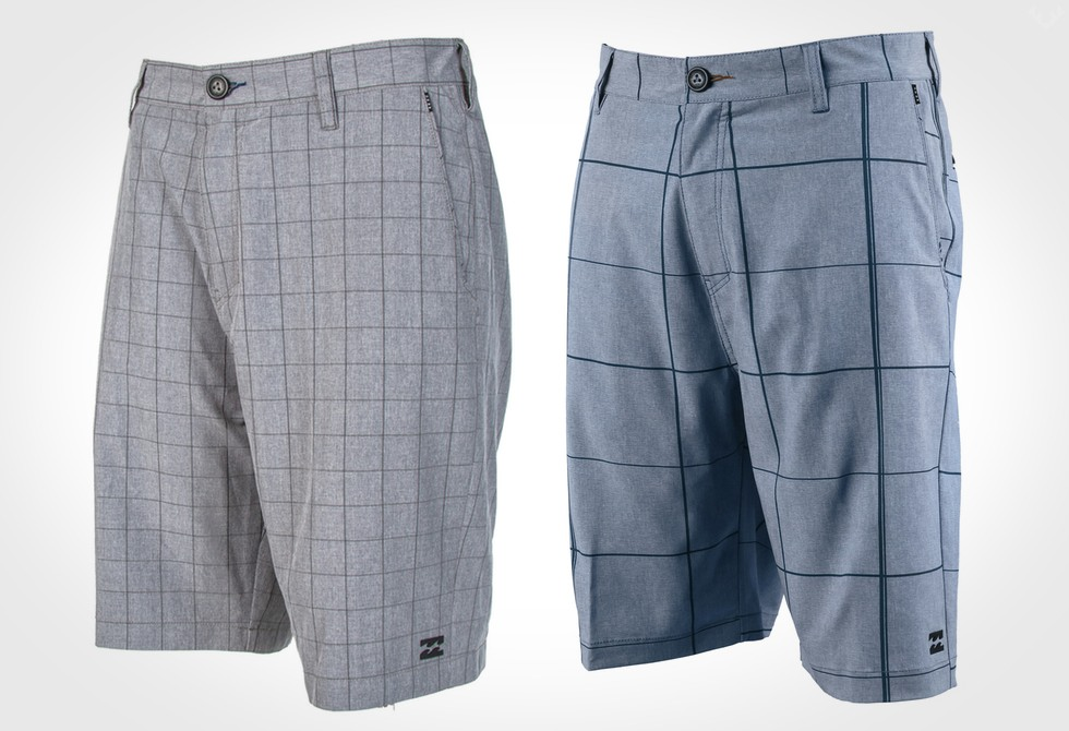 Billabong Submersibles Crossmark Shorts 2 - LumberJac
