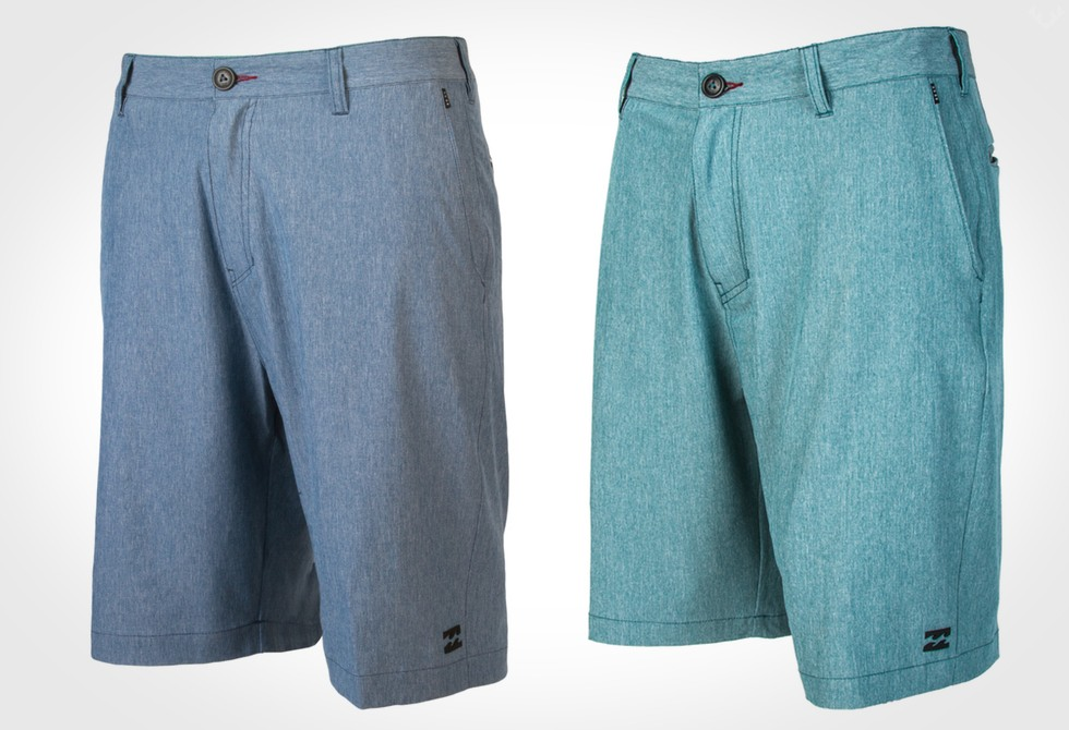 Billabong Submersibles Crossmark Shorts1 - LumberJac
