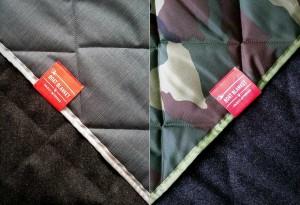 Boat-Blanket-grey-and-camo - LumberJac
