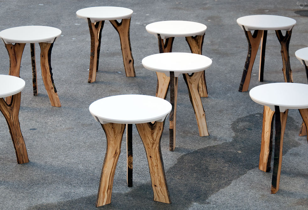 Branch Stool1 - LumberJac