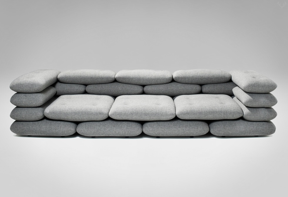 Sofa The Brick Amazing Brick Sofakibisi  Lumberjac Design Inspiration