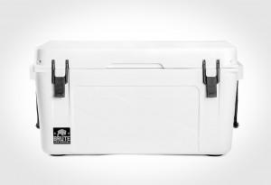 Brute Box 50qt Front - LumberJac