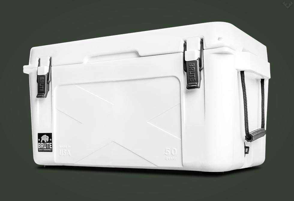 Brute Box 50qt - LumberJac