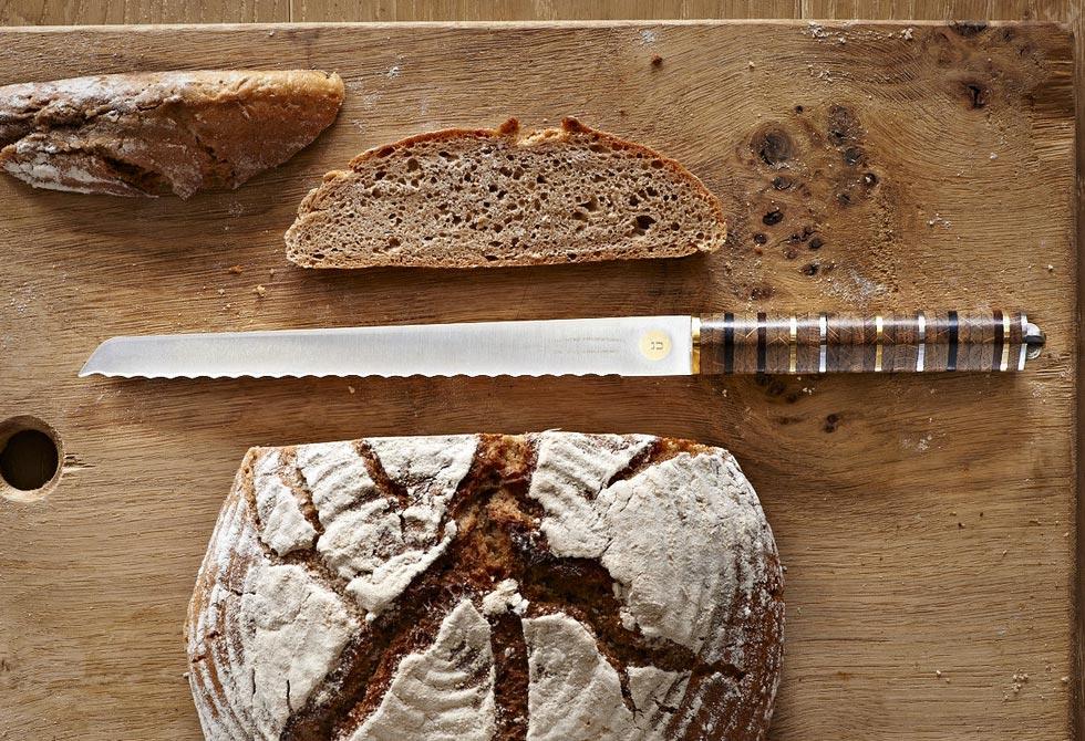 Florentine Kitchen Knives Challah - LumberJac