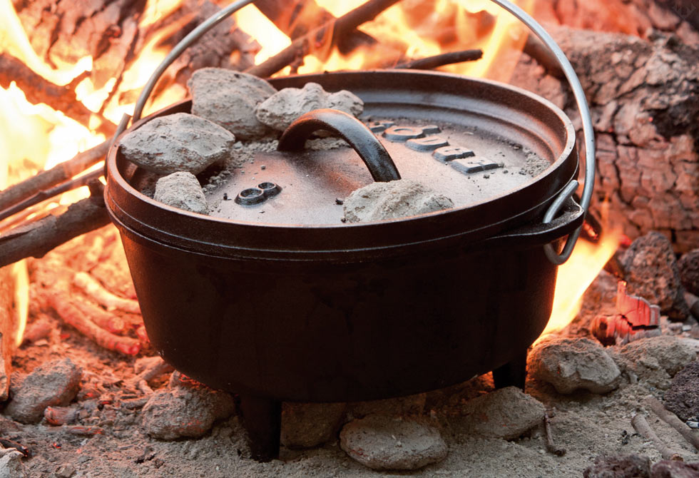 Lodge Dutch Oven - LumberJac