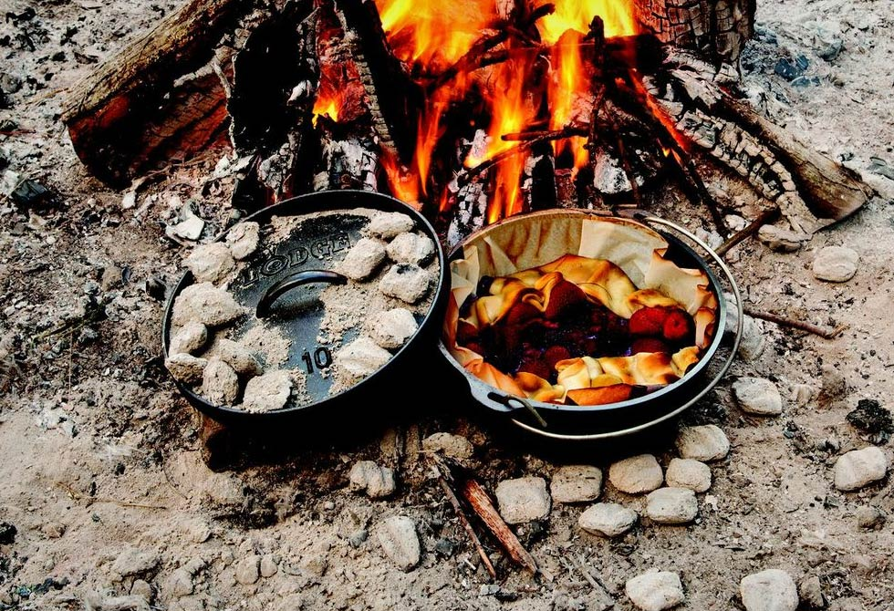 Lodge Dutch Oven2 - LumberJac