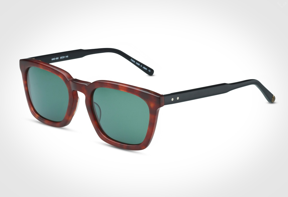 Matsuda x Odin Sunglasses Collection7 - LumberJac