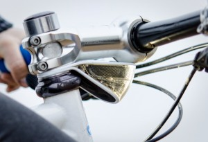 Sparse Bike Light Front - LumberJac