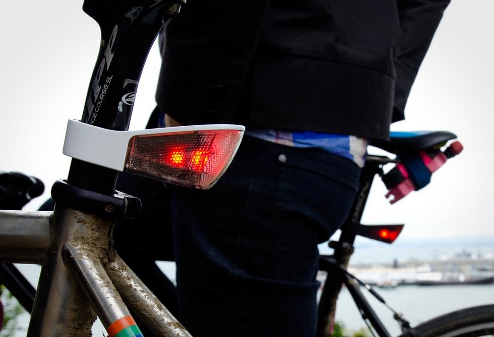 Sparse Bike Light Back - LumberJac