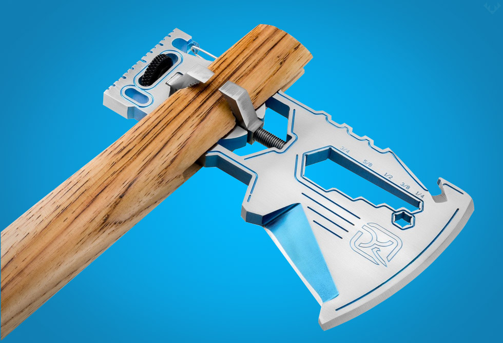 Ti-KLAX - LumberJac