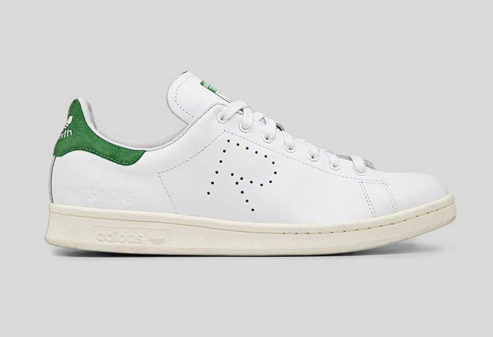 Adidas x RAF Simons Stan Smith Green - LumberJac