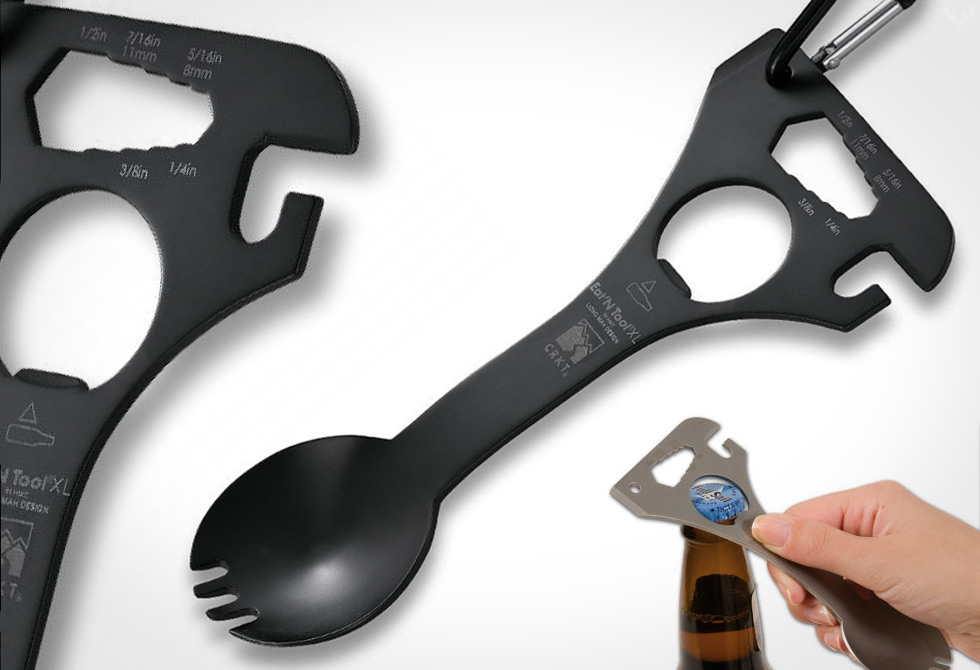 CRKT Eat'N Tool XL - LumberJac