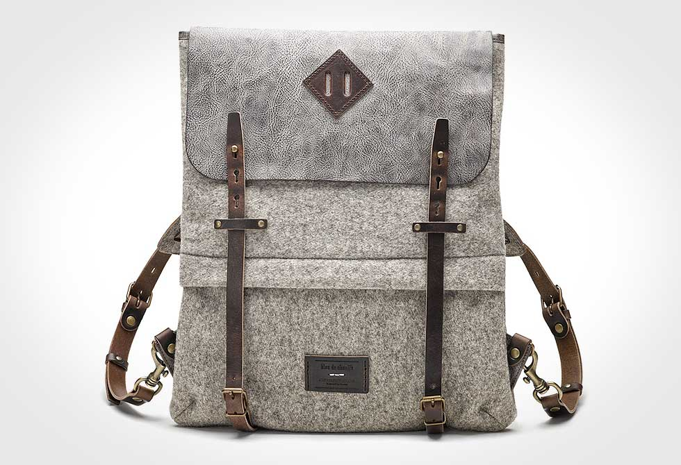 Heschung-x-Bleu-de-Chauffe-Backpack-1 - LumberJac