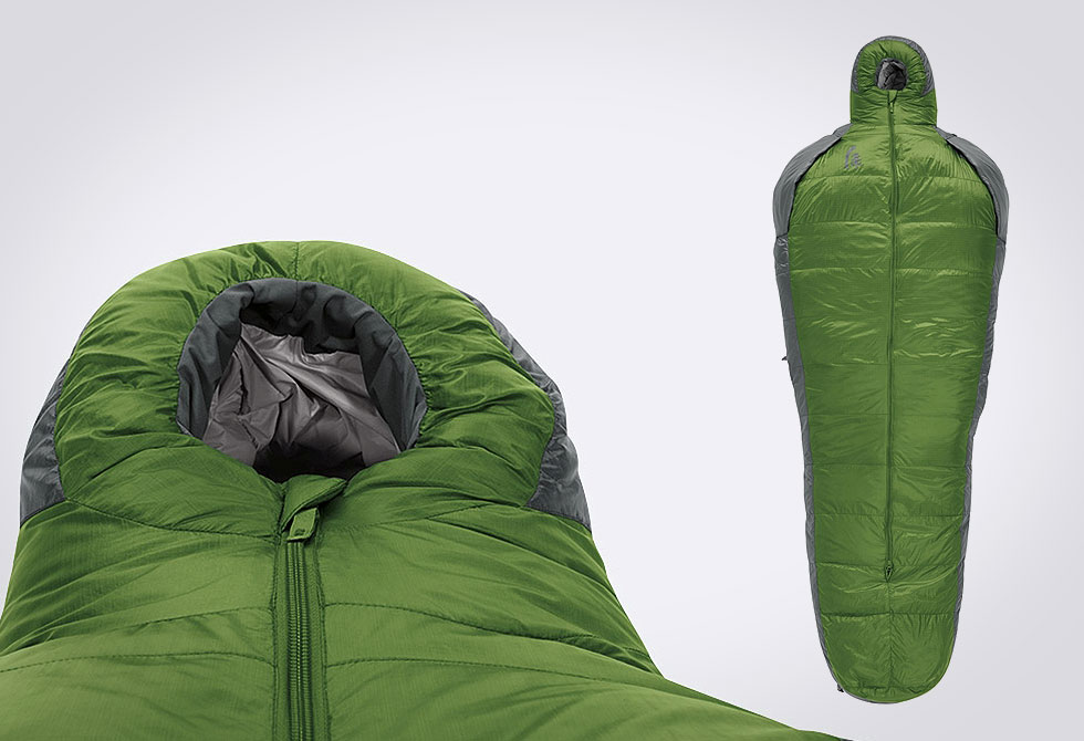 Mobile Mummy Sleeping Bag – LumberJac