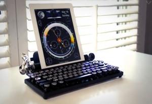 Qwerkywriter Keyboard 3 - LumberJac