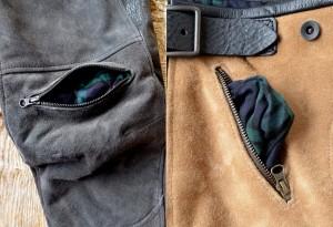 Rascal Leather Motorcycle Pants3 - LumberJac