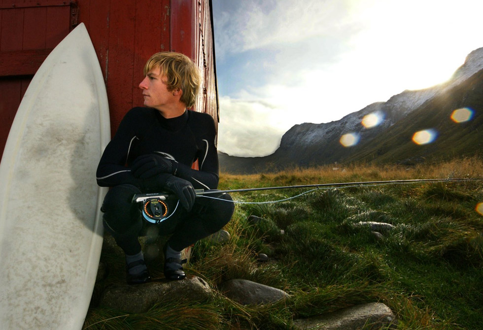 ArcticSilver Rod LifeStyle - LumberJac