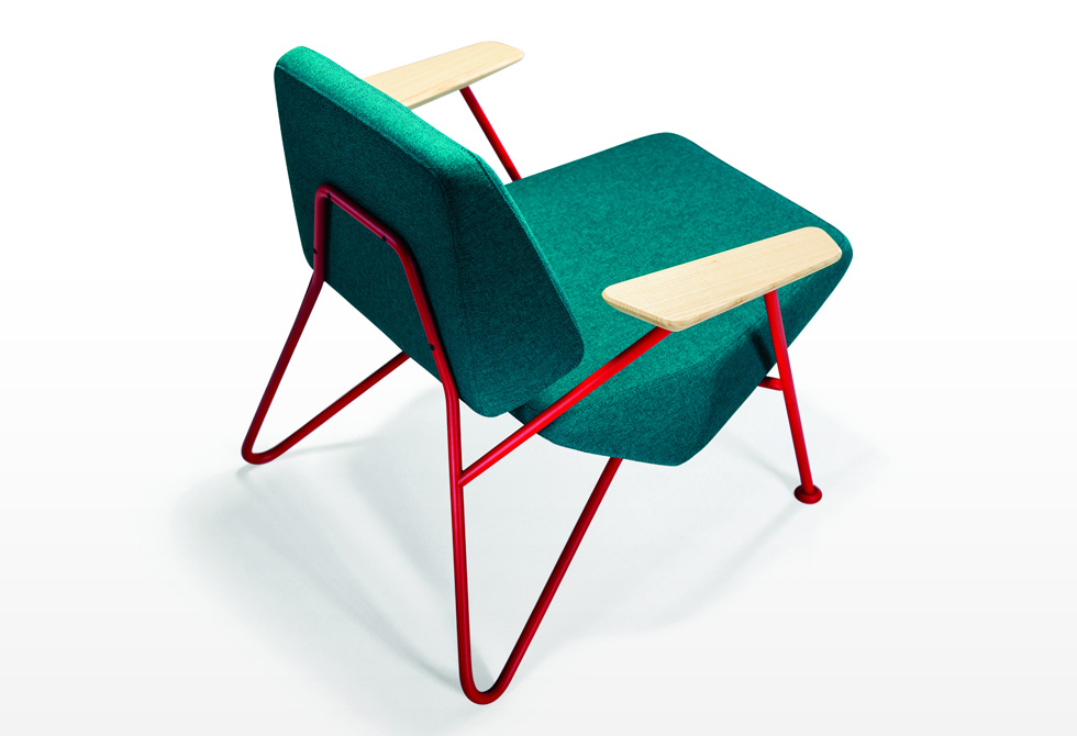 Polygon-Armchair4-LumberJac