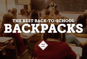 <b>Back to School Backpacks</b>