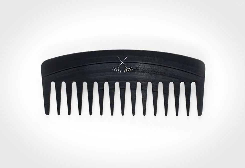 Grably-Vinyl-No15-Beard-Comb-1 - LumberJac