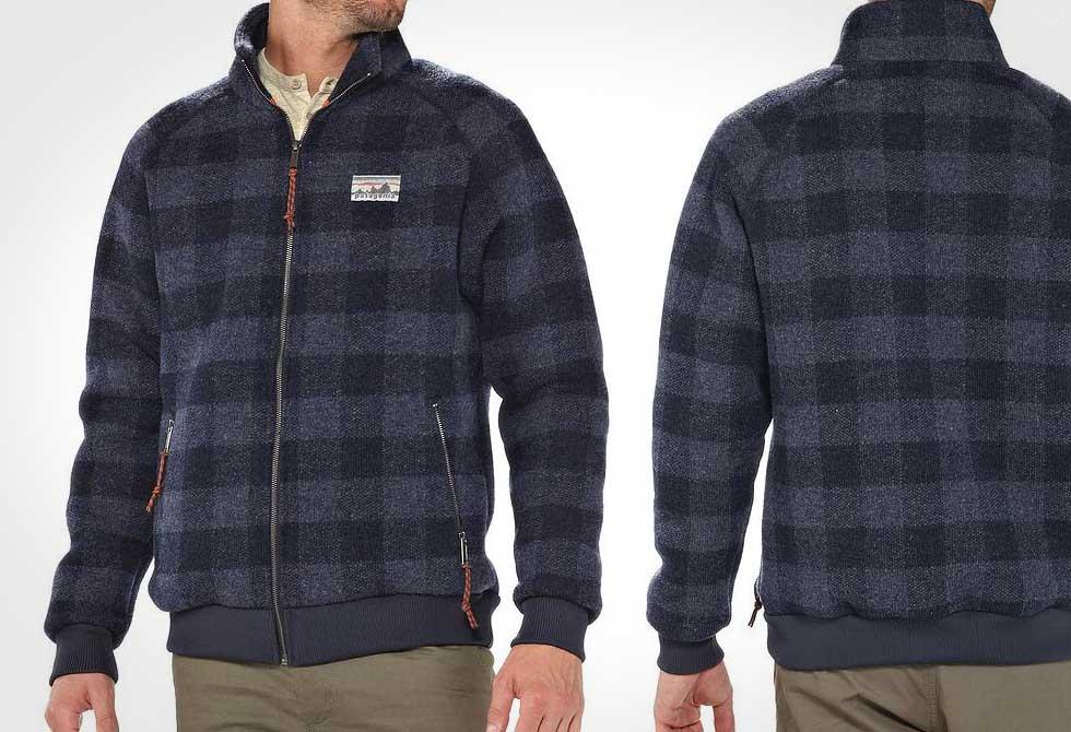 Pategonia-Reclaimed-Wool-Jacket-2 - LumberJac