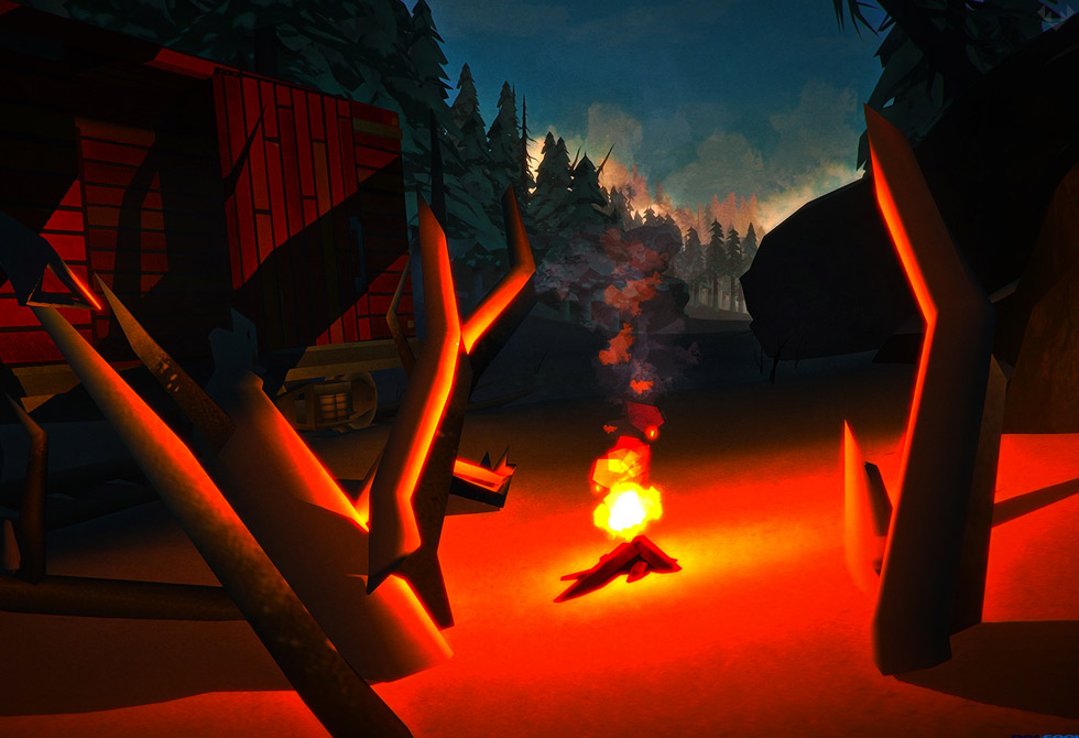 The Long Dark- LumberJac