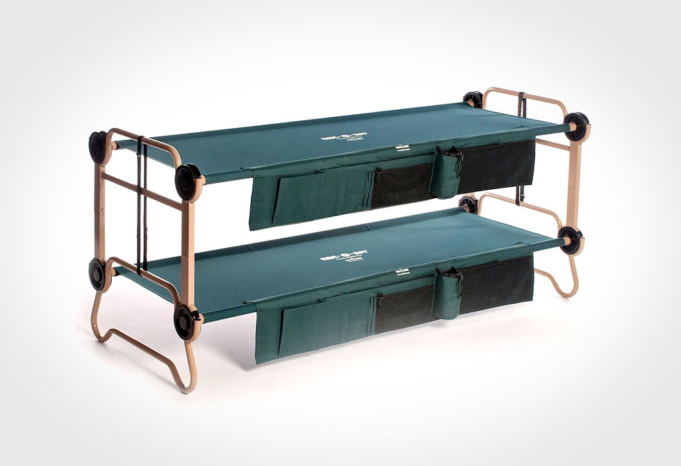 Disc-O-Bed-Cam-O-Bunk-Cot-1 - LumberJac