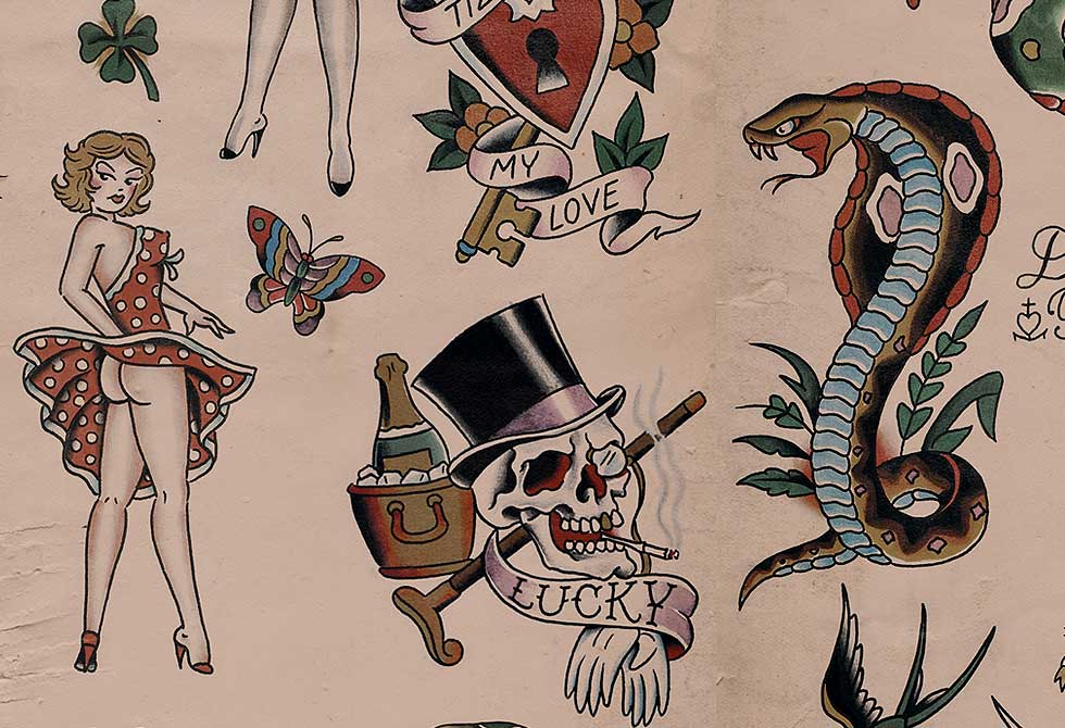 Tattoo-Wallpaper-by-Cookie-Bros-3 - LumberJac