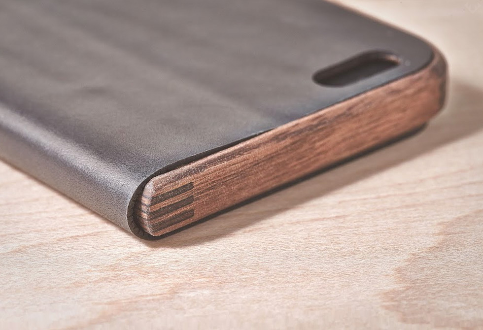 grovemade iphone case lumberjac